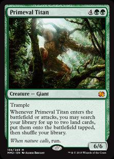 Primeval Titan (Modern Masters 2015)