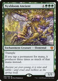 Nyxbloom Ancient (Stamped / Theros Beyond Death)