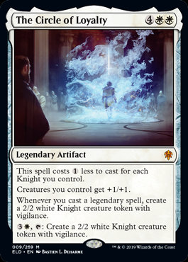 The Circle of Loyalty (Throne of Eldraine)