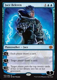 Jace Beleren (Duel Decks Anthology - Jace vs Chandra)