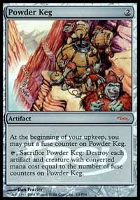 Powder Keg (Promo Foil)