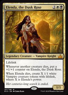 Elenda, the Dusk Rose (Rivals of Ixalan)