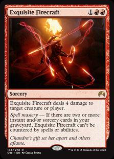 Exquisite Firecraft (Foil / Origins)