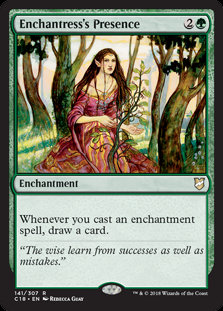 Enchantress's Presence (Commander 2019)
