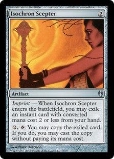 Isochron Scepter (Duel Decks - Izzet vs Golgari)