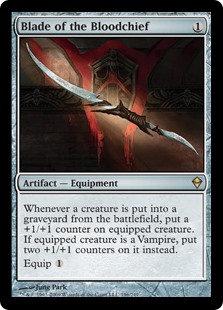 Blade of the Bloodchief (Foil / Zendikar)