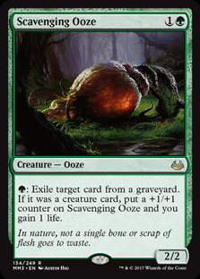 Scavenging Ooze (Modern Masters 2017)