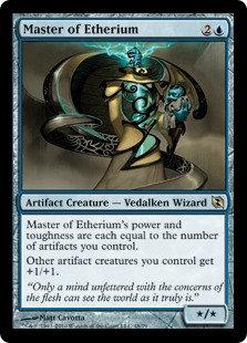 Master of Etherium (Duel Decks - Elspeth vs Tezzeret)