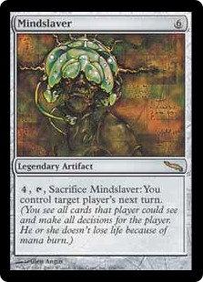 Mindslaver (German / Mirrodin)