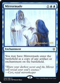 Mirrormade (Prerelease Foil / Throne of Eldraine)