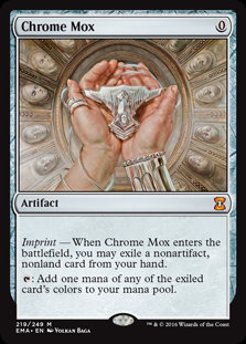 Chrome Mox (Eternal Masters)