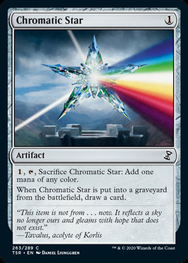 Chromatic Star (Foil / Time Spiral Remastered)