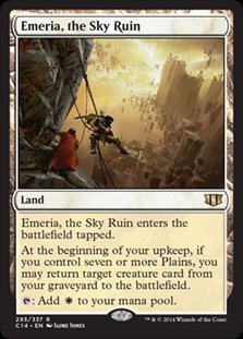 Emeria, the Sky Ruin (Commander 2014)