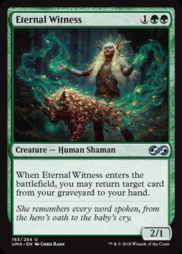 Eternal Witness (Ultimate Masters)