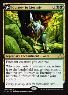 Journey to Eternity (Rivals of Ixalan)