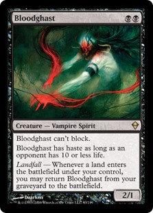 Bloodghast (Zendikar)