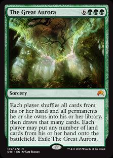 The Great Aurora (Foil / Origins)