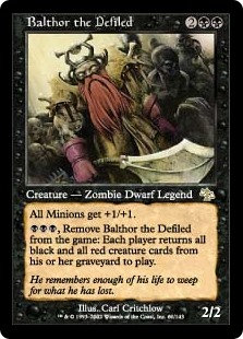 Balthor the Defiled (Judgement)