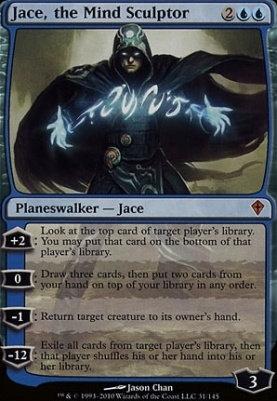 Jace, the Mindsculptor (Worldwake)