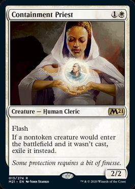 Containment Priest (CoreSet 2021)