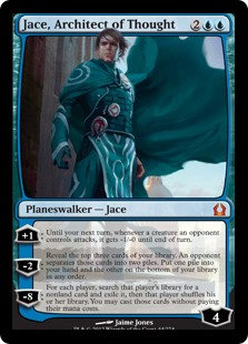 Jace, Architect of Thought (Return to Ravnica)