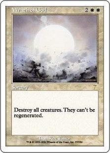 Wrath of God (8th)