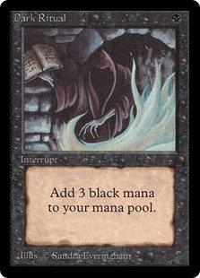 Dark Ritual (Beta)