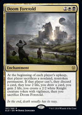 Doom Foretold (Throne of Eldraine)