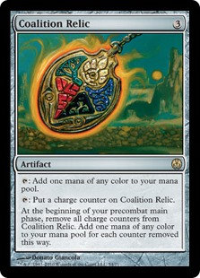 Coalition Relic (Duel Decks - Phyrexia vs the Coalition)