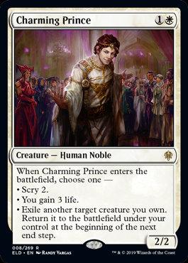 Charming Prince (Throne of Eldraine)