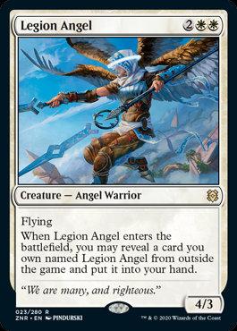 Legion Angel (Zendikar Rising)