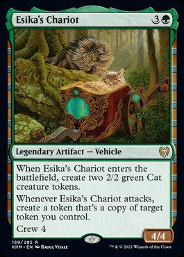 Esika's Chariot (Kaldheim)
