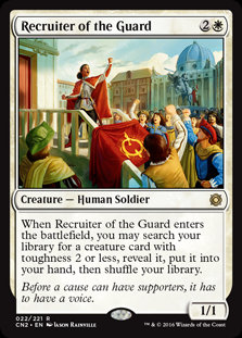 Recruiter of the Guard (Conspiracy - Take the Crown)