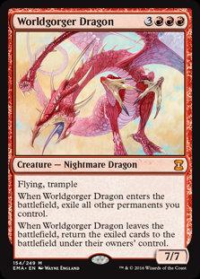 Worldgorger Dragon (Eternal Masters)
