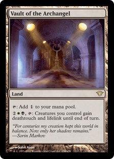 Vault of the Archangel (Foil / Dark Ascension)
