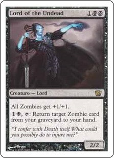 Lord of the Undead (8th)