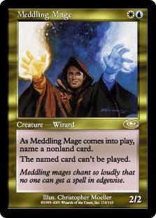 Meddling Mage (Japanese / Planeshift)
