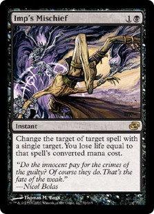 Imp's Mischief (Planar Chaos)