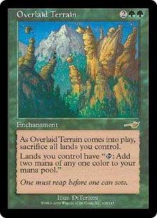 Overlaid Terrain (Foil / Nemesis)