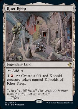 Kher Keep (Time Spiral Remastered)