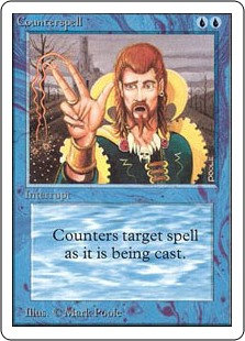 Counterspell (Unlimited)