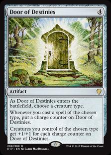 Door of Destinies (Commander 2017)