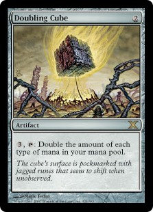 Doubling Cube (10th)
