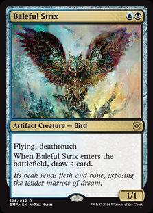 Baleful Strix (Eternal Masters)