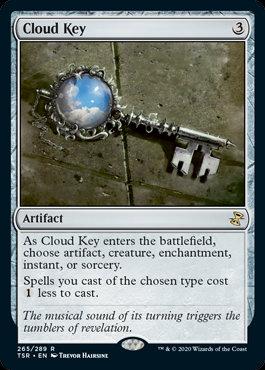 Cloud Key (Time Spiral Remastered)