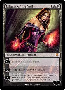 Liliana of the Veil (Innistrad)