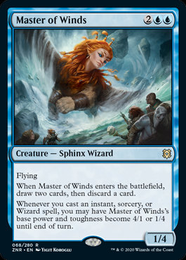 Master of Winds (Zendikar Rising)