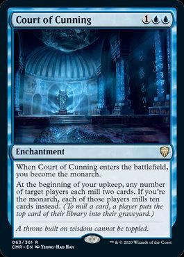Court of Cunning (Commander Legends)