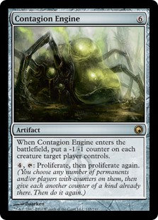Contagion Engine (Scars of Mirrodin)
