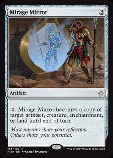 Mirage Mirror (Hour of Devastation)